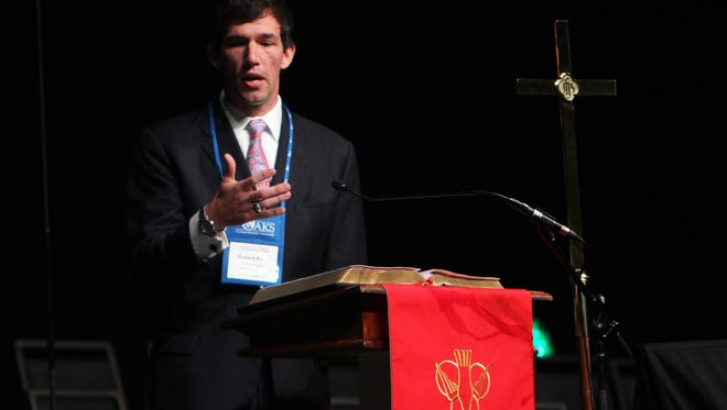 The Rev. Richard Reams talks about innovative United Methodist churches in South Carolina, including Ann Hope United Methodist in Seneca and South Main Mercy Center in Anderson.