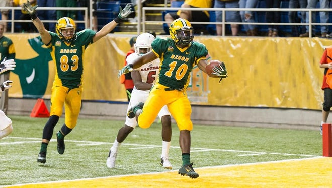 North Dakota State enters the season ranked 2nd in both FCS top 25 polls