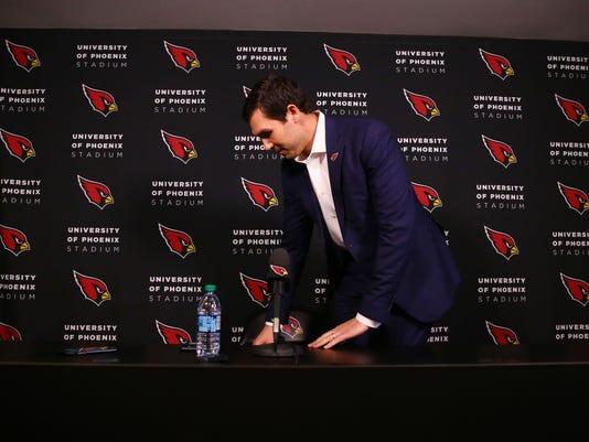 Arizona Cardinals Sign QB Sam Bradford