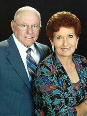 Mr. and Mrs. Joey Schroeder