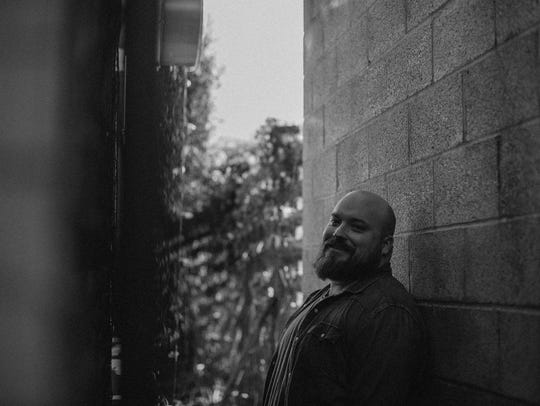 Austin Jenckes is one of three artists performing as