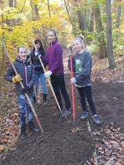 Wardlaw-Hartridge Middle School families help the environment