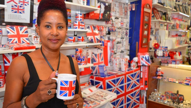 Julie Primus, owner of Julie's British Shoppe in downtown Melbourne was unhappy with the exit. Her thinking if it isn't broke, don't fix it. The British public voted to leave the European Union in a historic referendum Thursday.