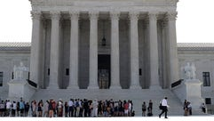 The Supreme Court turned aside an antitrust lawsuit