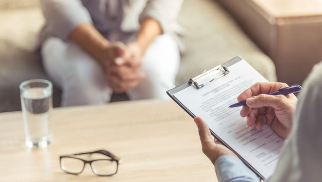 Typically, when a patient schedules an appointment with a therapist they are recognizing the need for change and wanting guidance in working toward their goals.