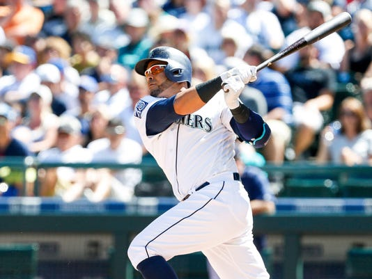MLB New York Mets at Seattle Mariners (3)