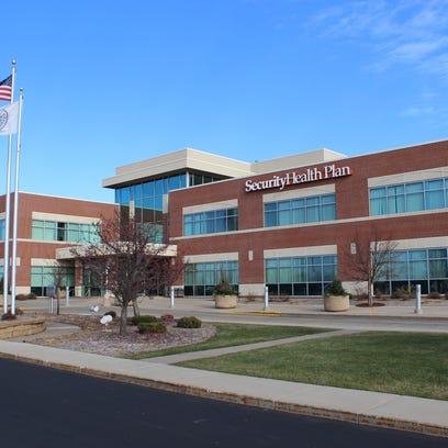 Security Health Plan's Marshfield headquarters.