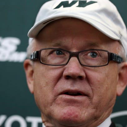 New York Jets owner Woody Johnson
