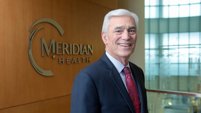 John Lloyd is president and CEO of Meridian Health.