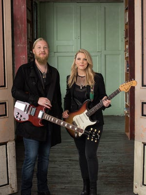 Derek Trucks and Susan Tedeschi patterned their plus-sized band after such groups as Mag Dogs & Englishmen and Sly & The Family Stone when it was formed in 2010.