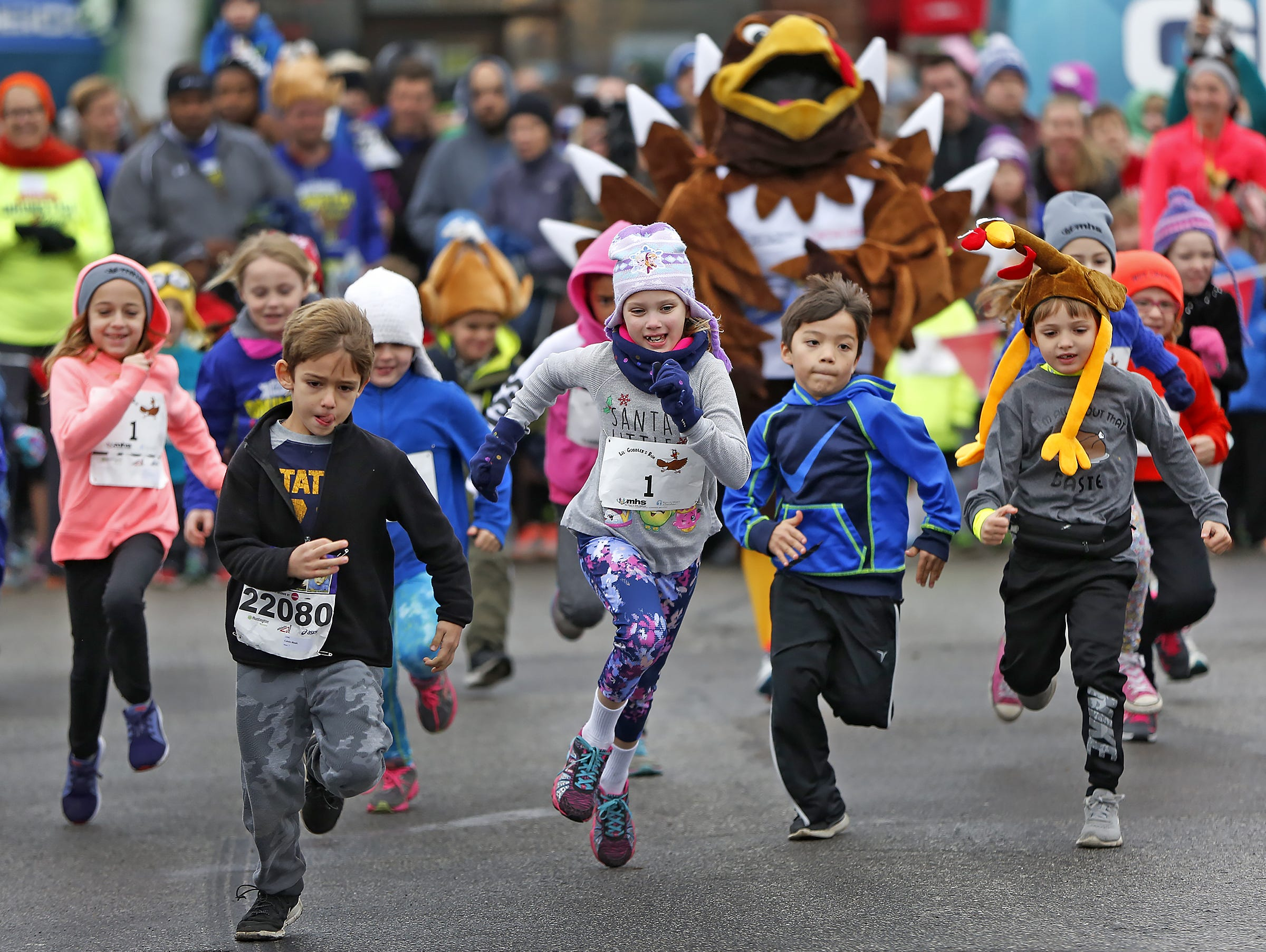 Enter to win two registrations for the Thanksgiving morning run through Broad Ripple. Enter 9/14-10/1