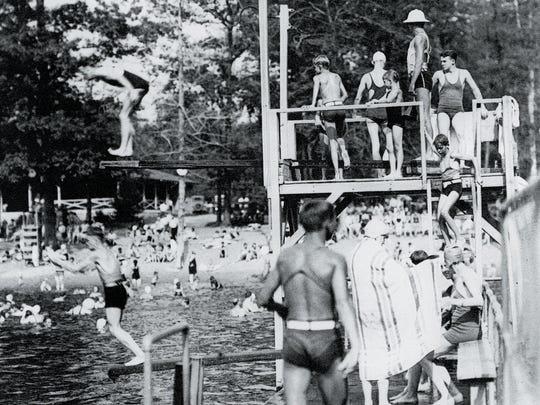 Upper Saddle River's Anona Park, circa 1930