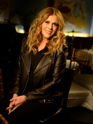 Rita Wilson poses at New York's Cafe Carlyle, where she recently wrapped an engagement. Her self-titled album is out March 11, 2016.