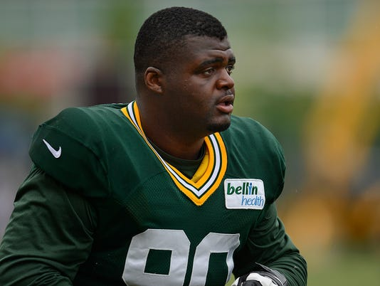 GPG Packers training camp 080715