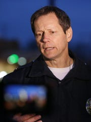 Neenah Police Chief Kevin Wilkinson faces scrutiny