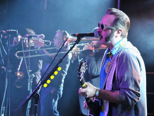 Reel Big Fish perform at  ShamrockFest on March 21,