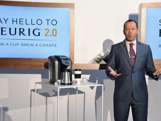 Keurig 2.0 Launch Pop-Up Celebration