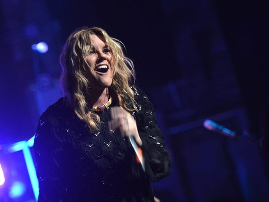 Grace Potter And The Nocturnals In Concert - New York, NY