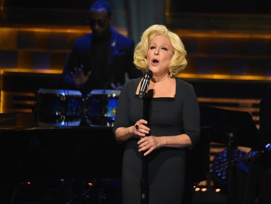 """Bette Midler Visits """"The Tonight Show Starring Jimmy Fallon"""""""