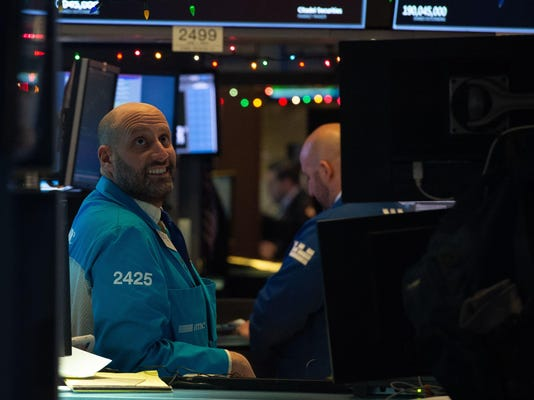 US-STOCKS-NYSE