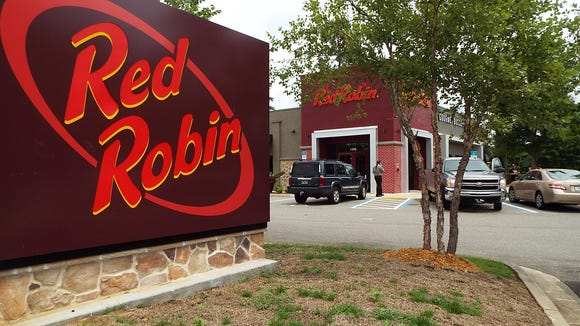 Red Robin is opening a Lafayette location in 2016.
