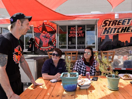Street Kitchen Food Truck Lansing Mi