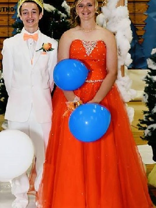 2015 LHS Prom King & Queen Andrew Wix and Melanie Hopp - Cropped.jpg