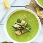 The scoop on spring soups