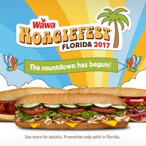 Wawa has its first Florida spring HoagieFest