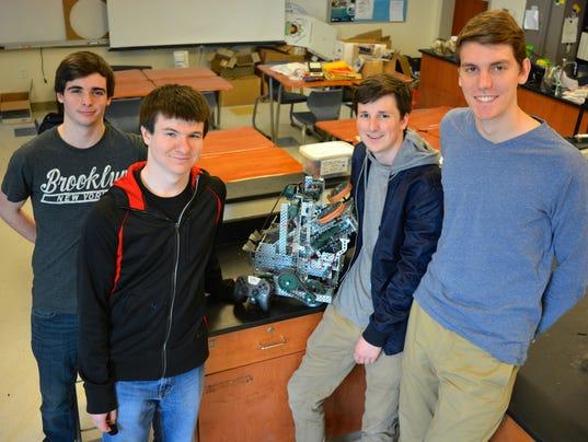 Cape robotics 2