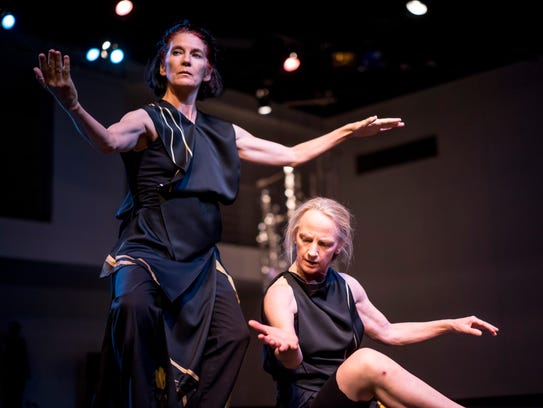 """""""Enmei (Long Life)"""" is a project about dance and aging"""
