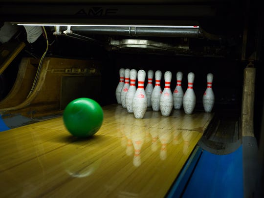 Sign up for youth bowling leagues at 10 Pin Alley will