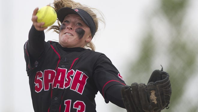 SPASH sophomore Aubrey Drohner was the top pitcher in the WVC and No. 2 hitter. She led the Panthers to their 18th WVC title and was named the Gannett Central Wisconsin Media player of the year.