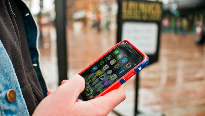 The Church Street Marketplace now uses a free Wi-Fi service to track cell phones in downtown Burlington — even if users don't login to the network.