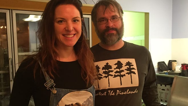 Jackie and Dan Walther have worked since 2012 to bring The quare Meal to a brick-and-mortar space, offering fresh and healthy fare for a variety of dietary needs.