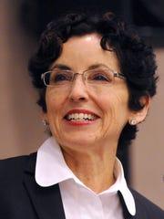 Former Purdue University President France Cordova