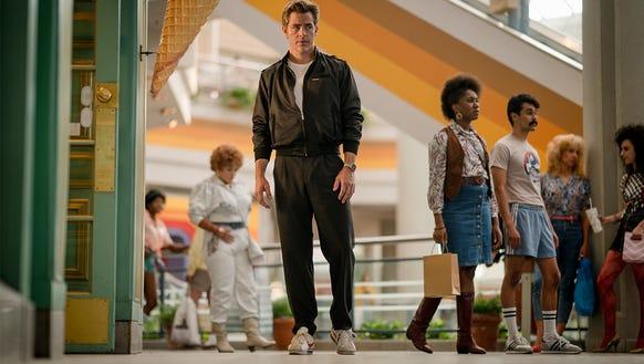 Chris Pine returns to the 'Wonder Woman' franchise as Steve Trevor.