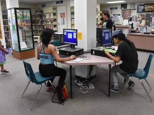 REN library closure follow-up 2