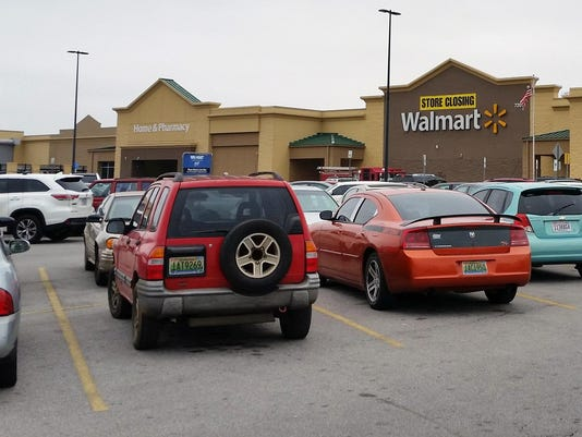 Wal-Mart Food Deserts