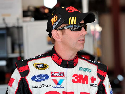 Greg Biffle, born Dec. 23, 1969 in Vancouver, Wash., began his NASCAR career in 1996 and became a full time Cup driver in 2003.
