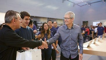 Apple is the least loved big tech company among hedge funds, Goldman Sachs says