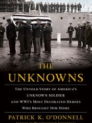 """""""The Unknowns"""" by Patrick O'Donnell."""