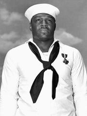 Dorie Miller was serving aboard the USS West Virginia