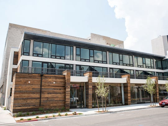 Center and Pine redone after Paddy Egan and his development