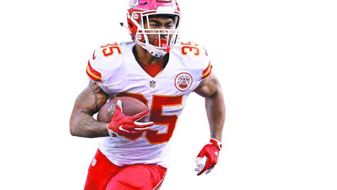 Charcandrick West and the Chiefs enjoy one of the best home-field advantages in the NFL. Despite that, they haven't won a playoff game in Arrowhead since 1994.