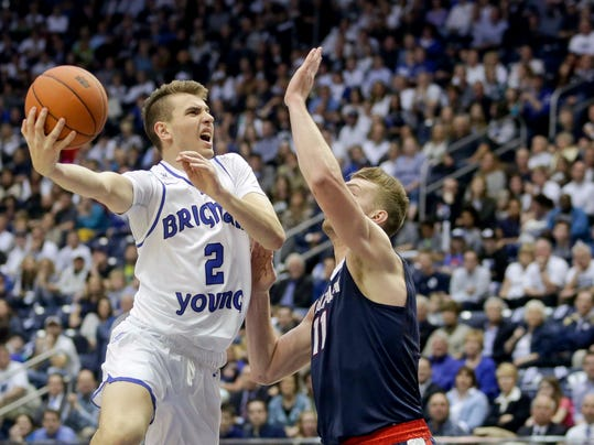 Lake City Feed And Seed >> Wiltjer scores 21 as Gonzaga downs BYU 71-68