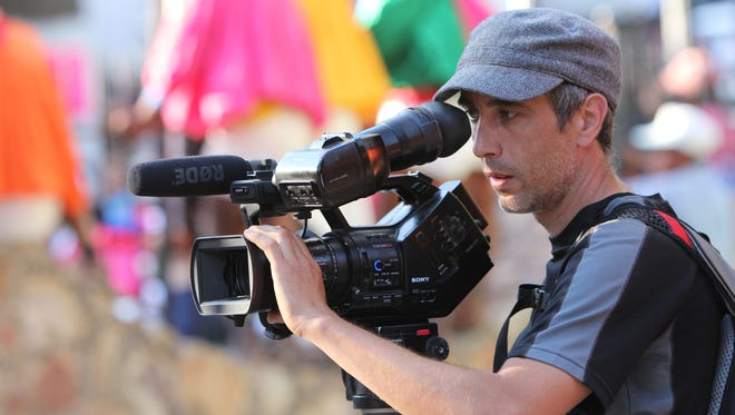 """Filmmaker Sterling Noren's """"Run Free: The True Story of Caballo Blanco"""" won the Award of Excellence from the IndieFEST Film Festival and the 2015 Bud Greenspan Film Award from Track & Field Writers of America."""