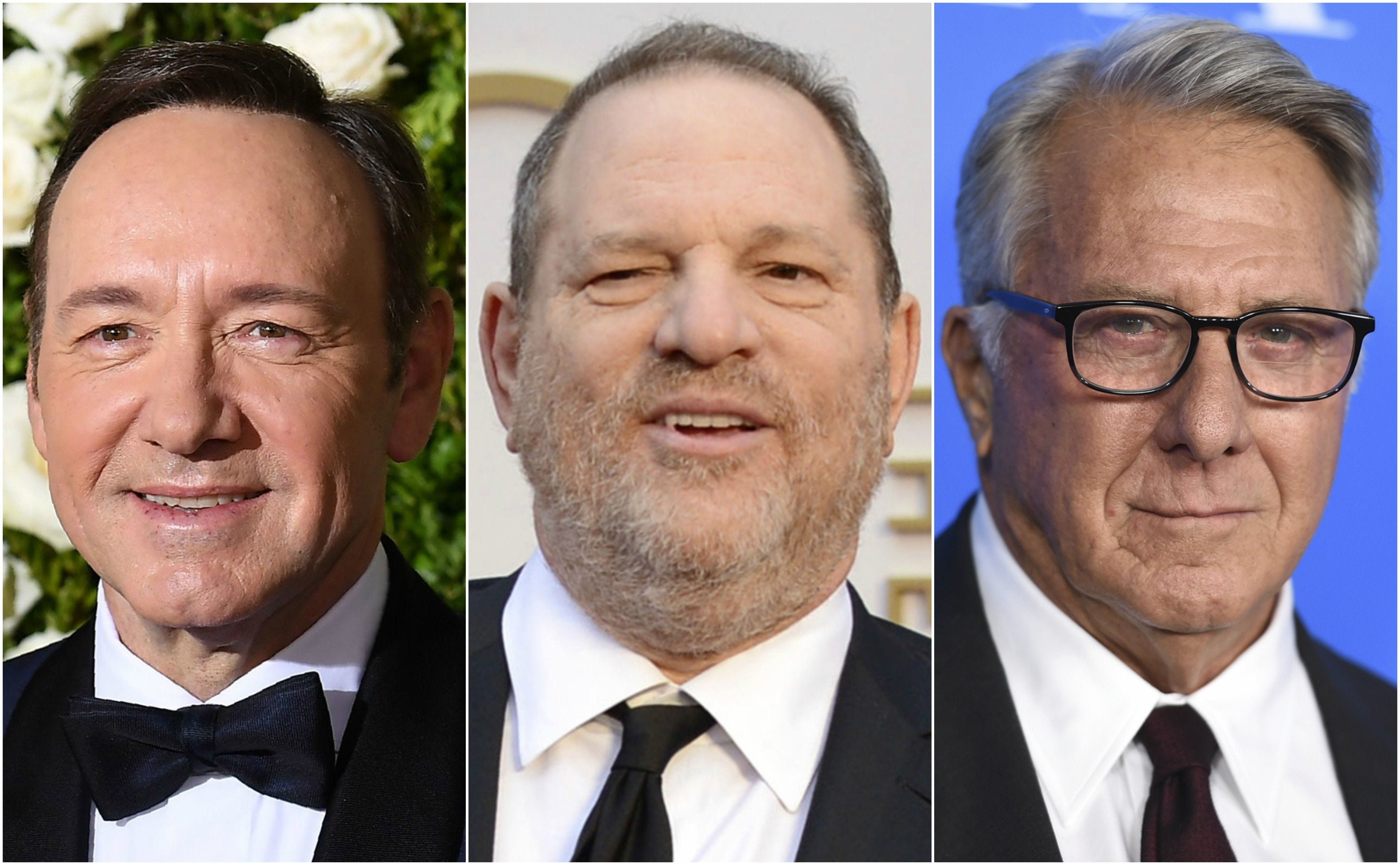 Why actors, accused of harassment, can not condemn anyone for slander