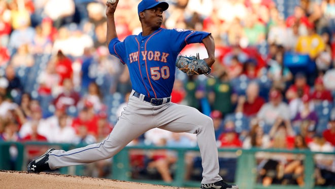 Mets rookie Rafael Montero lasted just 3 2/3 innings, allowing four runs and seven hits in the shortest of his four career starts.