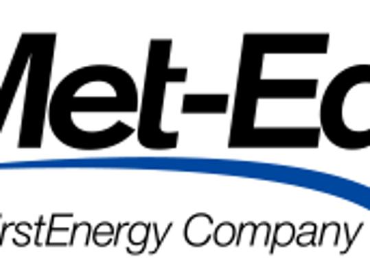 Met-Ed logo